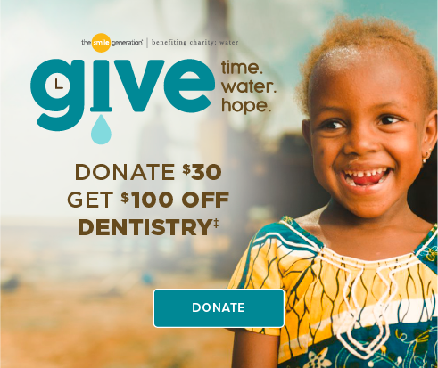 Donate $30, Get $100 Off Dentistry - Promenade Dental Group and Orthodontics